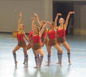 20150723 RSG Eschringen Landesmeisterschaft 1 DTB-Dance
